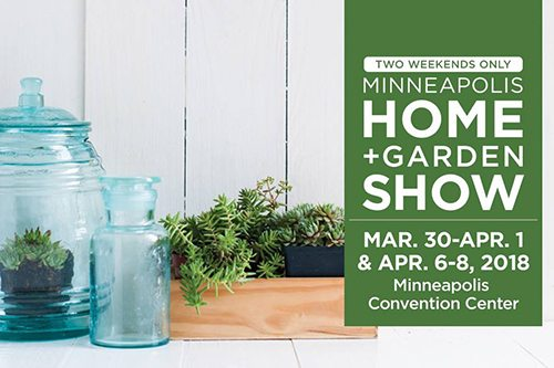 View The Latest In Home And Garden Trends At The Annual Minneapolis Home  And Garden Show! Jason Cameron Of DIY Networksu0027 Desperate Landscapes And  Paige ...
